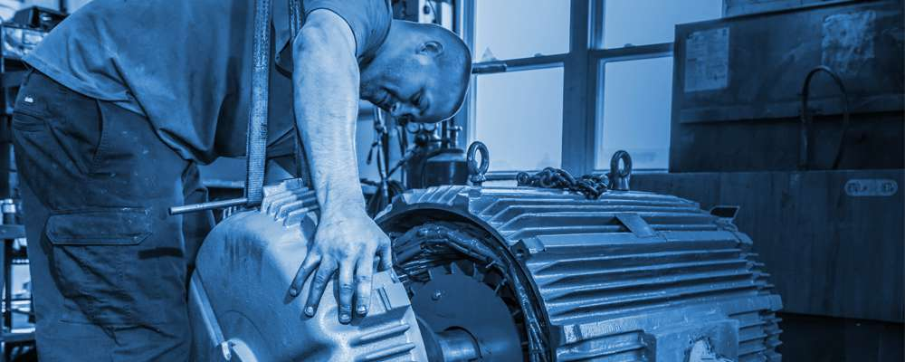 Electric Motor Repair in Ohio